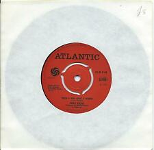 Percy Sledge:When a man loves a woman/Love me like you mean it:Red Atlantic Soul