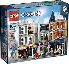 LEGO® Creator 10255 Stadtleben NEU OVP_ Assembly Square NEW MISB NRFB