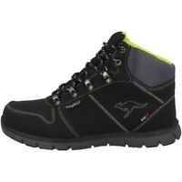 Kangaroos bluerun 2098 Chaussures d'enfants bottes bottines noir 1396a-580