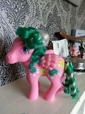 Vintage 80s g1 My Little Pony Wave Runner Sunshine Pony