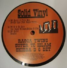 Ragga Twins  - Untitled - DOUBLE VINYL EP - BRAND NEW - SVLTD001D