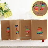 7'' 100 Pocket Type Photo Picture Storage Album for Kids Children Xmas Gift