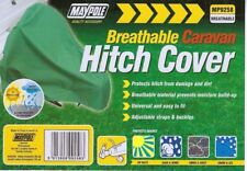 Breathable Lightweight Caravan Trailer Towing Coupling Hitch Cover #9258