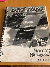 Ski Doo 1998 Racing Handbook