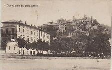 CARSOLI VISTO DAL PRATO LAMATA (L'AQUILA) 1923