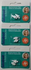 Sulcabrush Replacement Tips, 3 packs (6 tips total)
