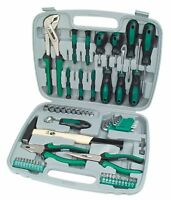 Brueder Mannesmann M29057 Tool Kit 57 Pieces German Quality  Multiple Uses New