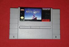 Final Fantasy Mystic Quest (Super Nintendo Entertainment System 1992) SNES clean