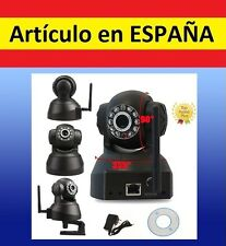 CAMARA IP video vigilancia Vision Nocturna WIFI 720p IR CCTV Seguridad video P2P