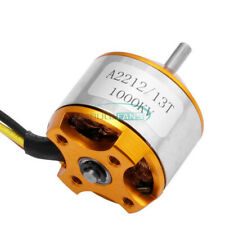 1000KV A2212 Brushless Drone Outrunner Motor A2212/13T For Aircraft Helicopter