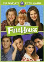 Full House Season 5 Series New DVD Region 4