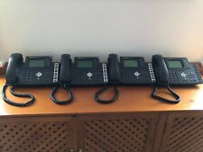 4 ARISTEL IP300 YEALINK T28 IP PHONES