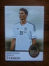 2013 Futera Unique Soccer Card - Germany MARIO GOMEZ Mint