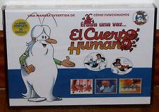 ERASE UNA VEZ EL CUERPO HUMANO LA SERIE COMPLETA 5 DVD PRECINTADO (SIN ABRIR) R2