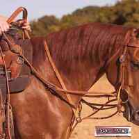 German MartingaleTraining SPLIT Rein Reins Martin Saddlery Horse Tack