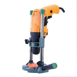 Multi-Angle Drill Guide Attachment Adjustable Angle Drill Stand Holder Tool