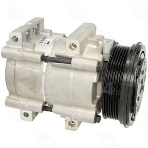 A/C Compressor-New Compressor 4 Seasons 58157