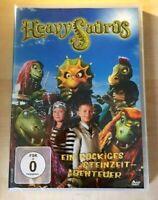 Heavy Saurus Ein Rockiges Steinzeit Abenteuer DVD 2019 ungeöffnet eingeschweißt
