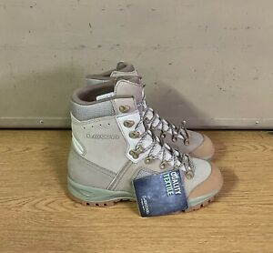 GENUINE LOWA ELITE DESERT COMBAT BOOTS NEW !!!!! SIZE 8 UK - 9 US - EU 42