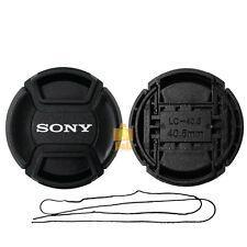 NEW SONY LENS CAP LC-40.5 / FOR 40.5mm LENS / FRONT LENS CAP FOR E 16-50mm LENS
