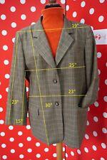 Persona MARINA RINALDI sz 27 us 18 eu 56 blazer jacket wool women