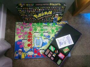 Pokemon (Master Trainer Board Game) MB, Milton Bradley, Hasbro 1995 - 1999