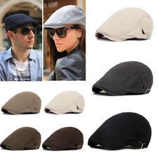 Men Women Wool Ivy Gatsby Cap Warm Winter Flat Classic Cabbie Newsboy Beret Hat