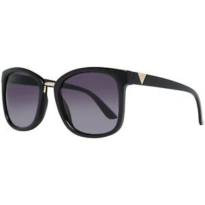 Occhiali da sole guess donna Sunglasses women occhiale neri a farfalla firmati