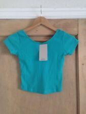 Zara Patternless Singlepack Tops & Shirts for Women