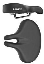 ISM CRUISE SUPER WIDE ERGO ANATOMIC COMFORT BIKE BICYCLE SADDLE SEAT 11.4""
