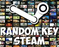 WIN 110 GAMES TOTAL 🔥 x100 Random Steam Keys + 10 GOLD KEYS [Region-Free]