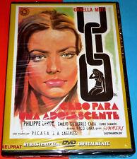 CEBO PARA UNA ADOLESCENTE Ornella Muti / Francisco Lara Polop DVD R2 Precintada