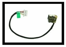 DC POWER JACK w/ CABLE HP 15-bs026ng 15-bs026ns 15-bs026nv 15-bs026nx 15-bs026nz