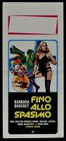 Plakat Bis Pang Barbara Bouchet Mike Preston Wray Rennie Jaeck N69