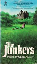 The Junkers Piers Paul Read First Avon Printing 1975 Paperback VGC 0380005423