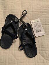 Crocs Crocband Flip Flops Size C 9 New