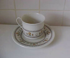 """Royal Doulton Fine China """"Kimberley""""Pattern Cup and Saucer Plate"""