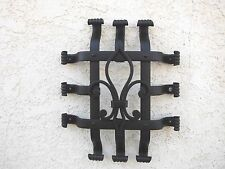 "Rustic Speakeasy Door Grille ornate 10"" x 12"""