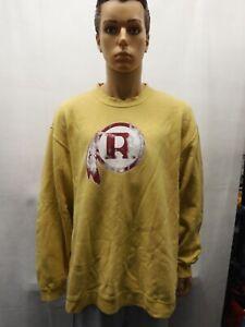 Washington Redskins Reebok Classic Collection Crewneck Sweater XL NFL