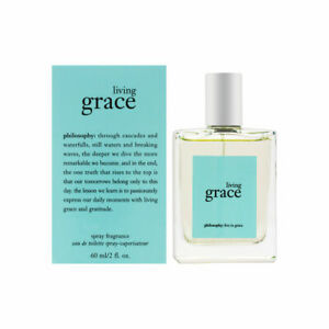 Living Grace by Philosophy for Women 2.0 oz EDT Spray Brand New