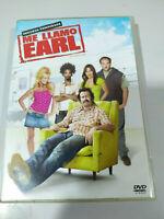 ME LLAMO EARL TEMPORADA 2 COMPLETA - 4 x DVD ESPAÑOL ENGLISH