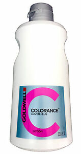 Goldwell COVER PLUS LOTION 33.8 oz / Liter developer demi permanent hair color
