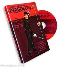 Diabolo Instructional DVD - Chinese YoYo -30+ Juggling Tricks & Learn 2 Diabolos