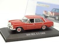 Ixo Presse 1/43 - Mercedes 300 SEL 6.3 1968
