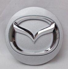 """Fits; Mazda CX-7 CX-9 3 5 Miata MPV RX-8  Wheel Center Cap Silver OE 2-1/4"""""""