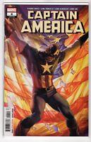 Captain America Issue #4 Marvel Comics (1st Print 2018)