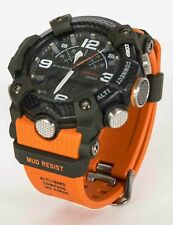 G-Shock Mudmaster GG-B100-1A9ER Watch - Black/Orange BNIB RRP £349