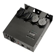 SP4LED (VDE) ADJ dmx switch pak