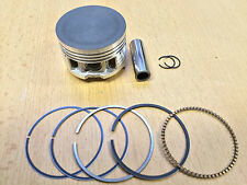 PISTON KIT WITH RING SET FOR 120CC PIT BIKE ENGINE 52.4MM THUMPSTAR