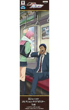 Kuroko's Basketball Aomine and Momoi  8x24 inches Plastic Stick Poster MINT